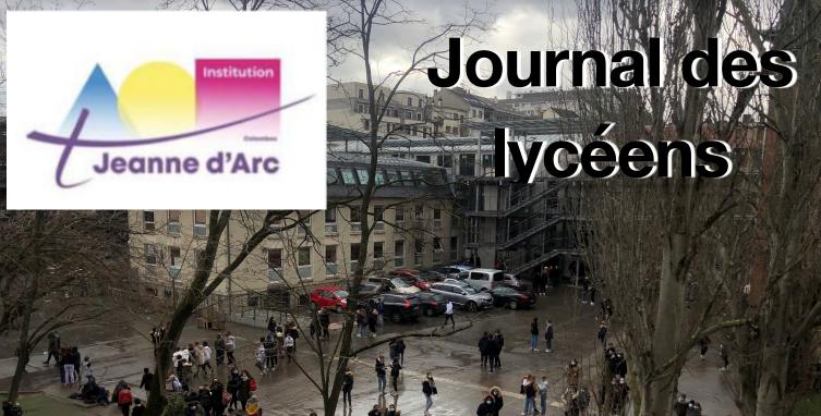 Journal des Lycéens – mars 2021